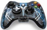 Halo 4 Forerunner - Limited Edition Microsoft XBOX 360 Controller - WARRANTY