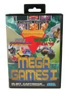 Mega Games 1 BOX - Sega Mega Drive -Super Hang-On -World Cup Italia '90 -Columns