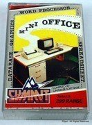 Mini Office - boxed cassete version for Commodore C64 / C128 in VGC - TESTED