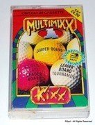 Multimaxx 1 - boxed cassete version for Commodore C64 / C128 in VGC - TESTED