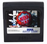 NBA Jam Sega Game Gear