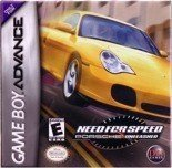 Need for Speed Porsche Unleashed GBA - oryginał