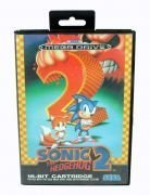 Sonic The Hedgehog 2 - BOX - Sega Mega Drive