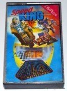 Speed King - boxed cassete version for Commodore C16/Plus4 in VGC