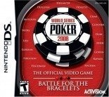 World Series Of Poker 2008 DS NDS DSi 3DS - Brand new, sealed
