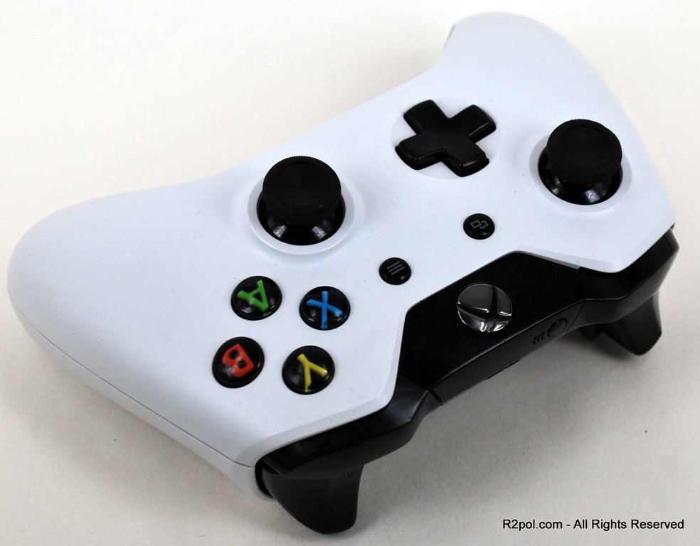 Rare White Official Limited Edition Wireless Controller