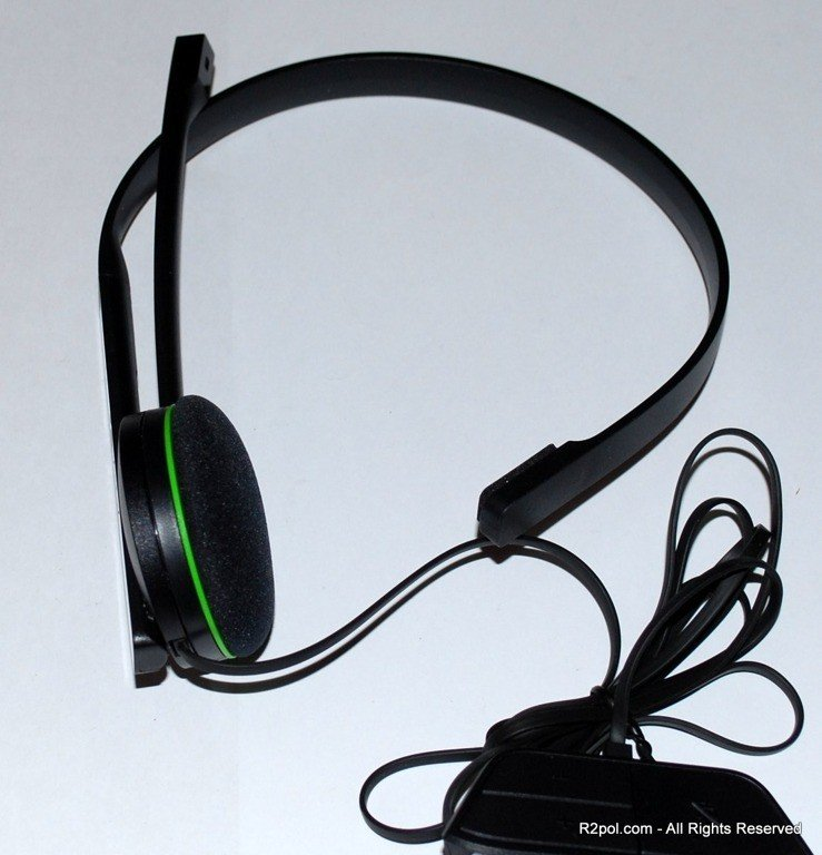 Xbox One Official Microsoft Wired Headset - HQ VOICE GUARANTEE - NEW ...