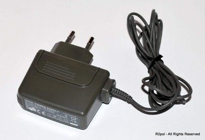 Genuine Nintendo Charger, Power Supply for Nintendo Dual Screen Lite, DS Lite EU