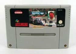 Newmanhaas Indy Car feat. Nigel Mansell - great F1 simulator for SNES