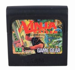 Ninja Gaiden Sega Game Gear