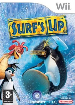 Surf's Up Wii