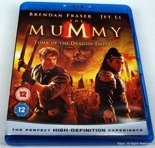 Mumia - Mummy - Tomb of the Dragon Emperor Blu-Ray