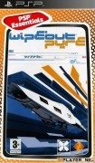 Wipeout Pure PSP - Super Futuracer FOLIA