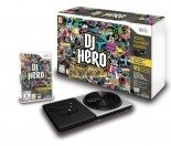 DJ Hero Wii z adapterem
