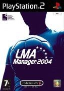 LMA Manager 2004 PS2