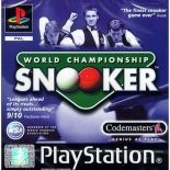 World Championship Snooker PSX