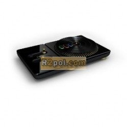 DJ Hero Renegade Edition X360