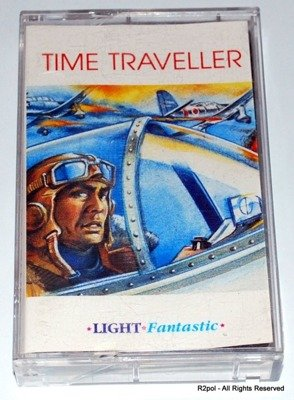Time Traveller - oryginał do Commodore C64