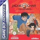 Jackie Chan Adventures GBA, DS - oryginał