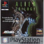 Alien Trilogy PSX