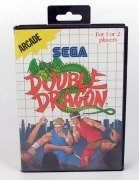 Double Dragon - Sega Master System