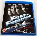 Fast & Furious Blu-Ray - BRAND NEW