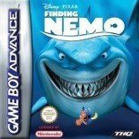 Finding Nemo Game Boy Advance GBA SP Nintendo DS Classic DSLite