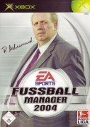 Fussball Manager 2004 Xbox