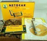 Netgear 802.11b Wireless PCI Adapter MA311NA 2.4GHz 32-bit 11Mbps