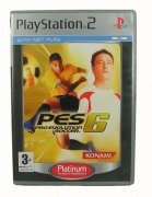 Pro Evolution Soccer 6 PS2