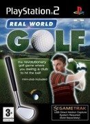 Real World Golf + Kij Golfowy PS2