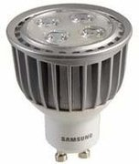Samsung Si-m8v063bd1eu Lamp Led Gu10 Nd 4.6w 3000k