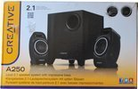 Set of Speakers CREATIVE A250 2.1