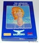 The Advanced OCP Art Studio - boxed - Commodore C64 / C128 in VGC - TESTED
