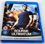 The Bourne Ultimatum Blu-Ray - Brand NEW