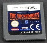 The Incredibles Rise of the Underminer DS 3DS