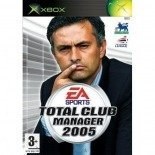 Total Club Manager 2005 NEW and Sealed Xbox
