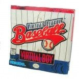 Virtual League Baseball BOXED Nintendo Virtual Boy - CIB in very good condition