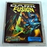 Dark Fusion - boxed cassete version for Commodore C64 / C128 in VGC - TESTED