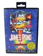 James Pond II Codename: Robocod - Sega Mega Drive