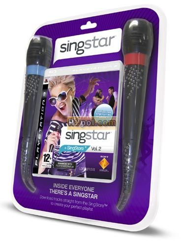 Singstar Vol2 Ps3 Gry I Konsole Sony Playstation 3 Ps3 Gry