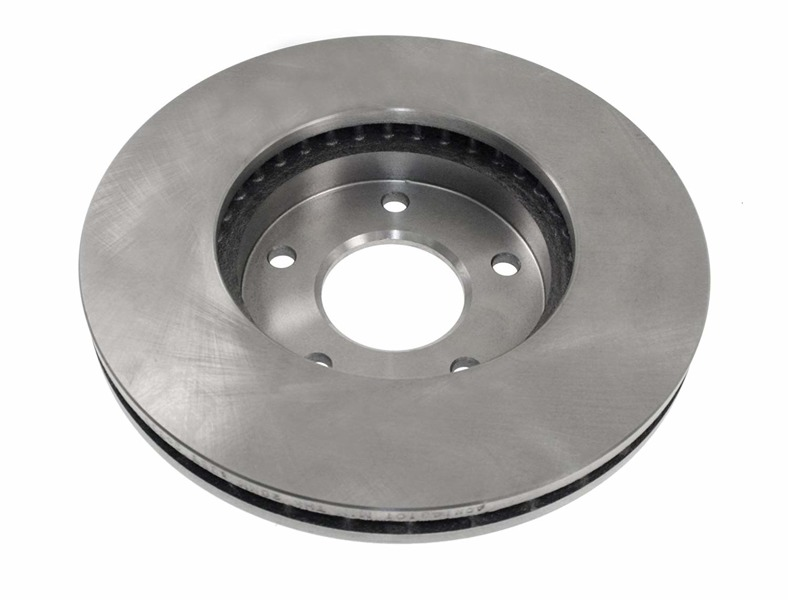 Blue Print ADN143101 Brake Disc Set (2 Brake Disc) front, internally ventilated, No. of Holes 5