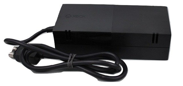 Genuine Microsoft 135W Power Supply for UK EU XBOX One with power cord - NEW