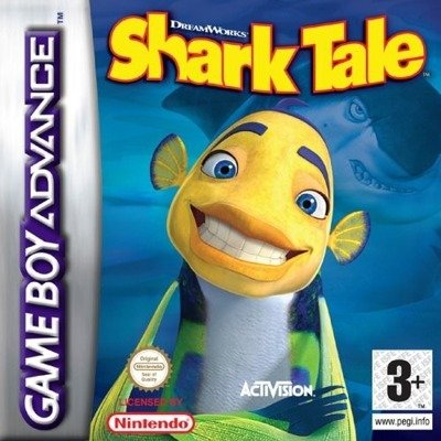 Shark Tale GBA Game Boy Advance