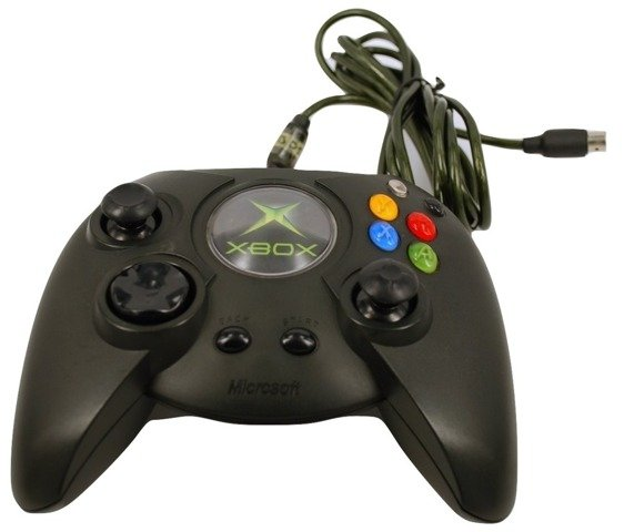 Ubisoft TEST Microsoft Wired B2 Controller Duke for XBOX 1 (not Dakota or Alamo)
