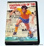Footballer of the Year - boxed cassete version for Commodore C16/Plus4 in VGC