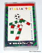 World Cup Soccer Italia '90 - cassete for Commodore C64 / C128 in VGC - TESTED