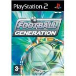Football Generation PS2