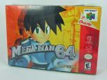 Mega Man 64 BOX Nowa NTSC N64