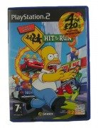 The Simpsons Hit & Run Platinum PS2